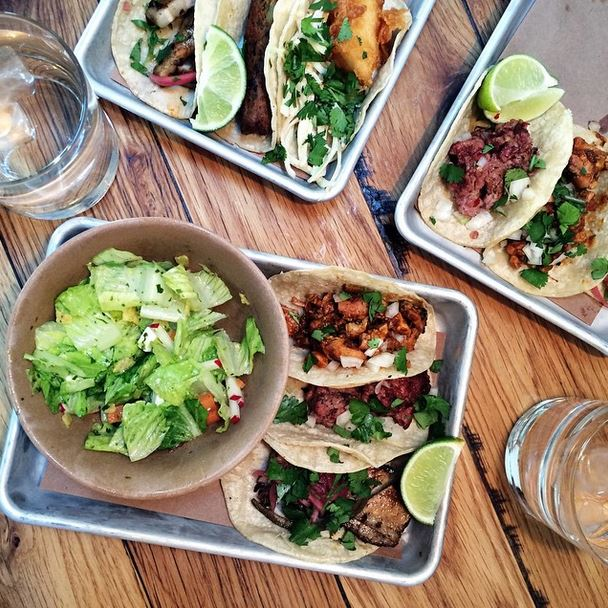 Bar Taco | Photo via @stylecusp