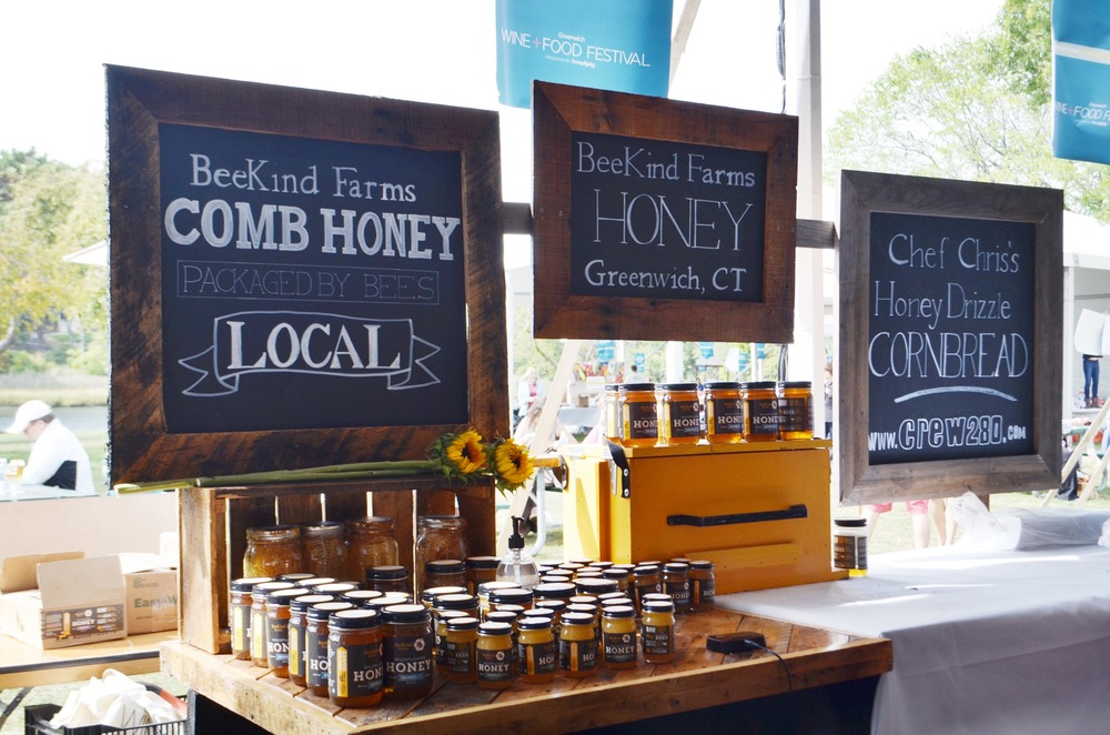 Crew 280 and BeeKind Farms collaborated to make an awesome honey drizzle cornbread