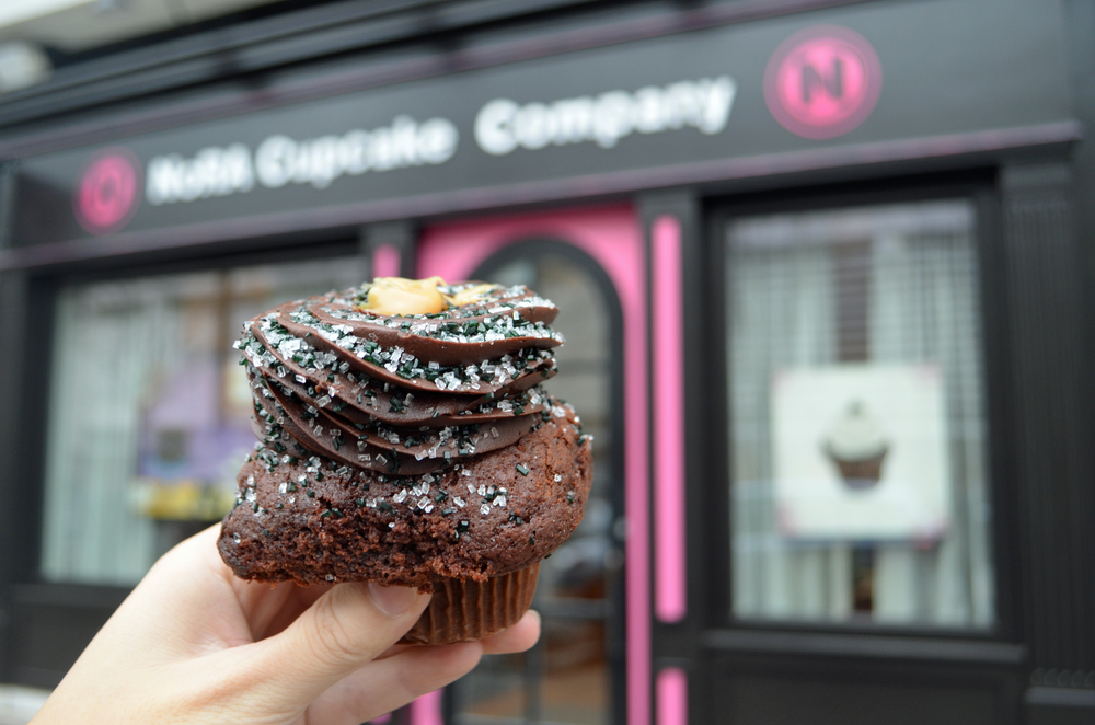NoRA Cupcake Comany is open in West Hartford!