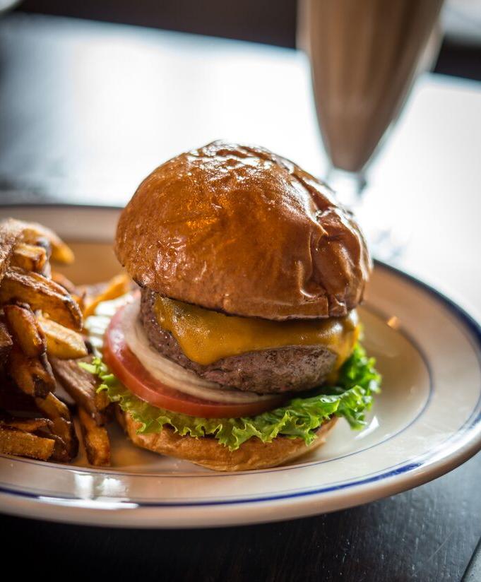 Photo via Artisanal Burger Company