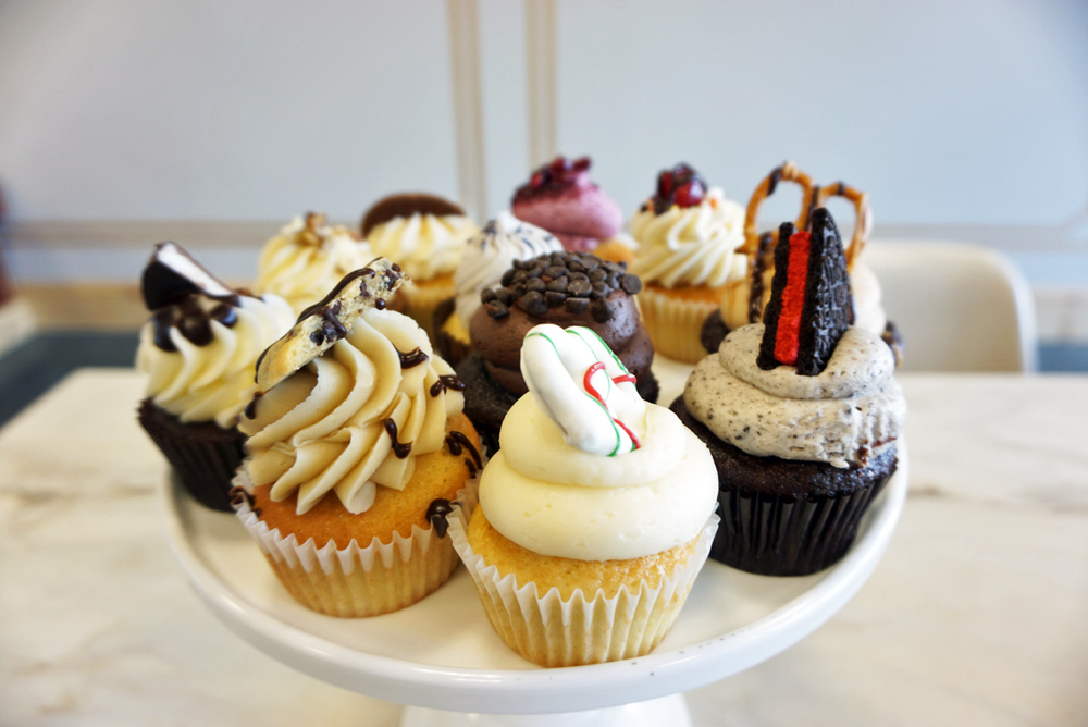 Enter To Win Cupcakes From Taste By Spellbound