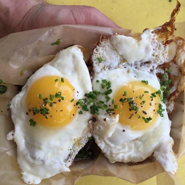 Duck Fat Potatoes via  Mercado