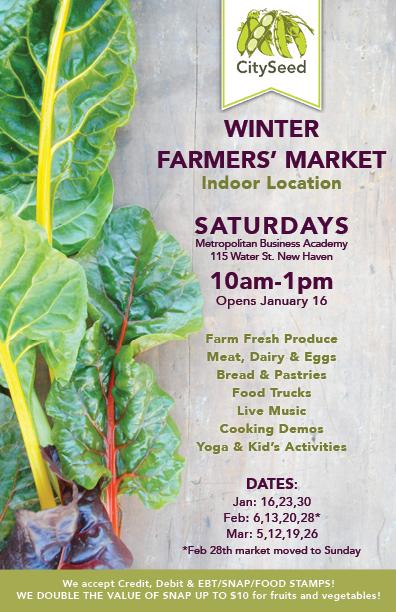 City Seed Winter Farmers' Market