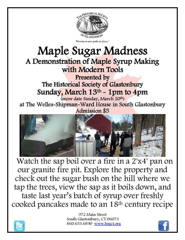 Maple Sugar Madness