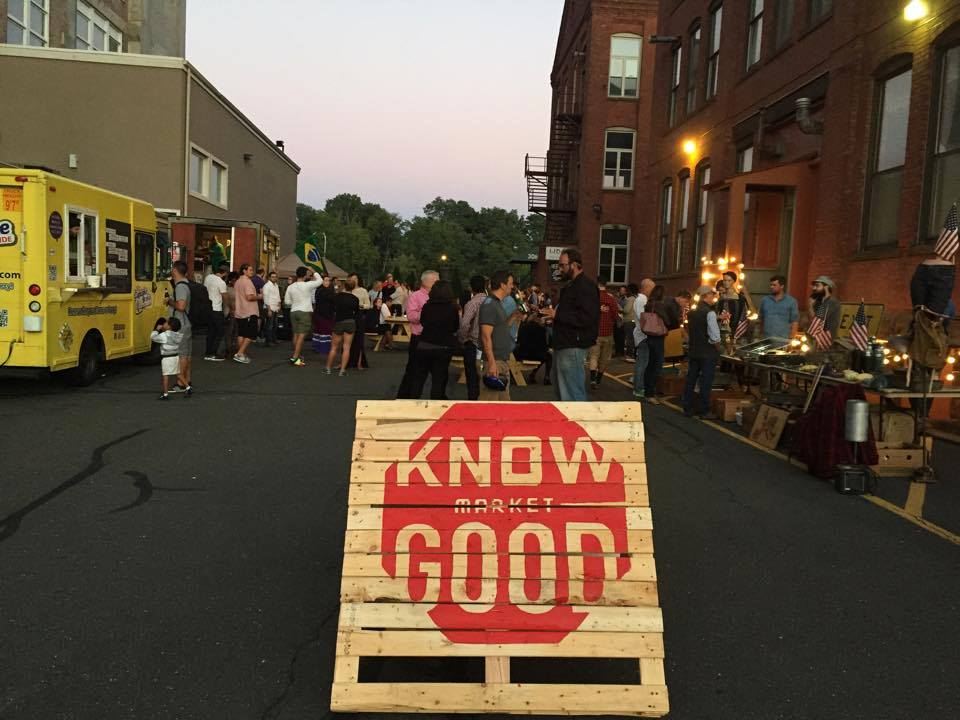 CT Eats Out x Know Good Market
