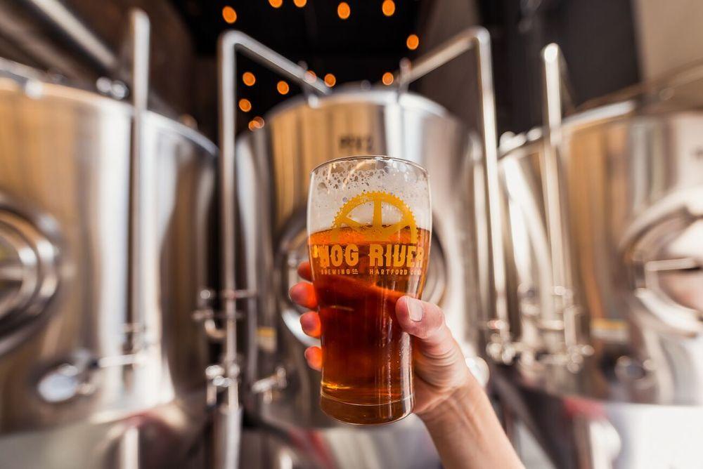 Hog River Brewing Opens In Hartford