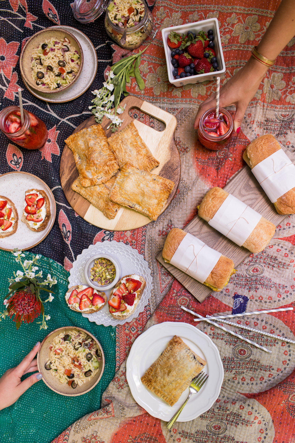 The best picnic recipes for a never ending summer
