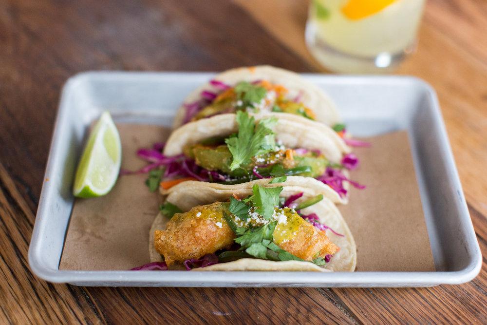 Recipe for bartaco's crispy avocado taco