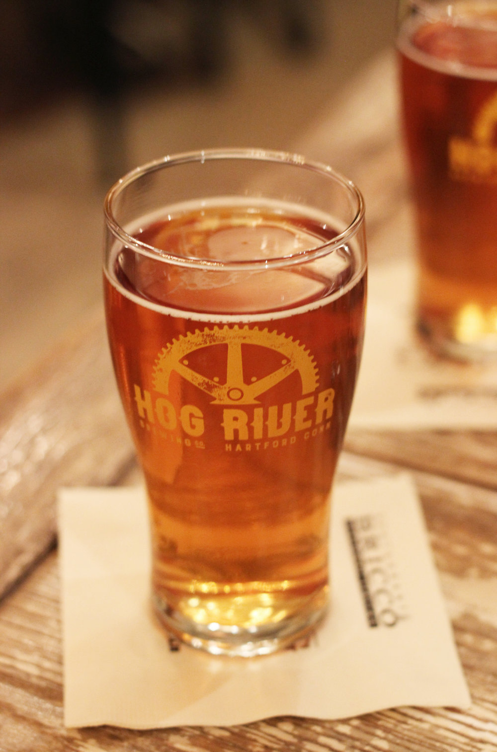 Hog River Brewery and Grants Restaurant Beer Dinner