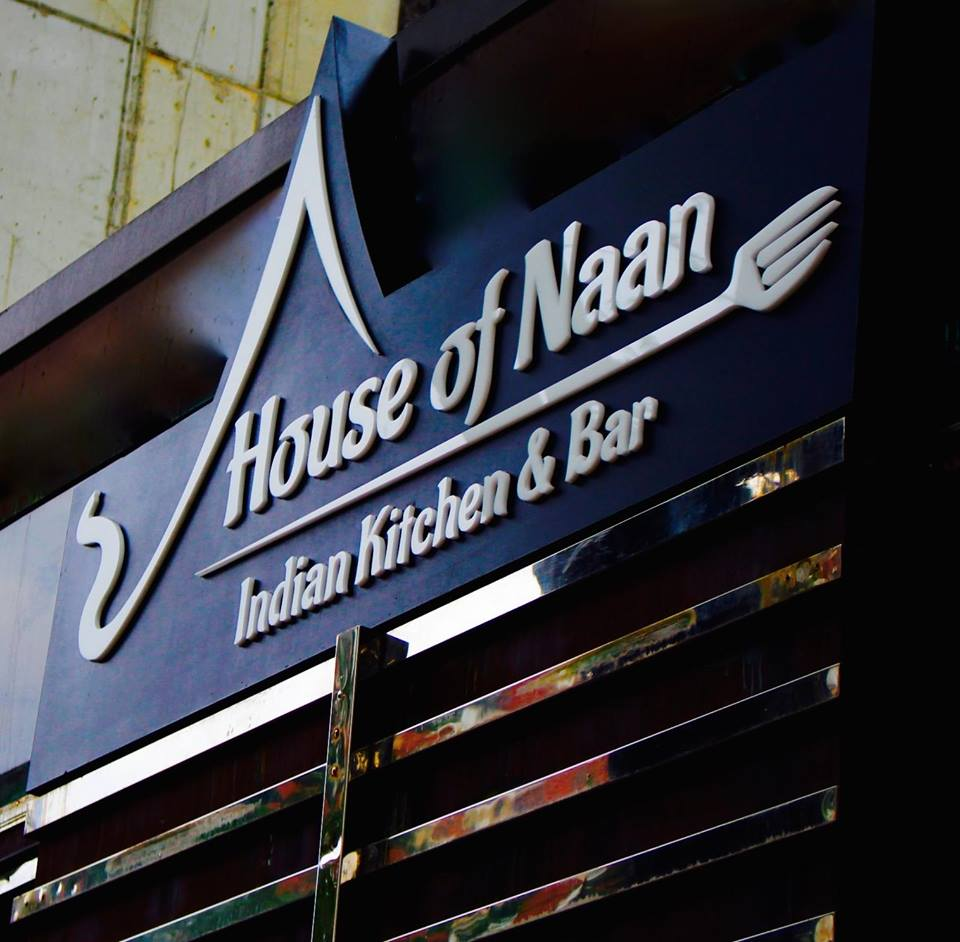 House of Naan Grand Opening