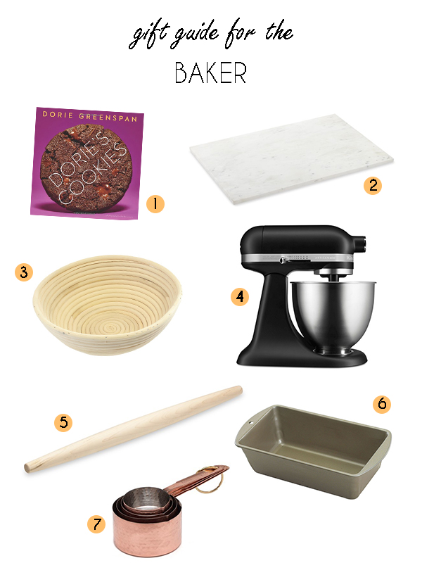 Gift Guide: For The Baker | CTEatsOut.com | Dorie Greenspan's new cookbook and more!