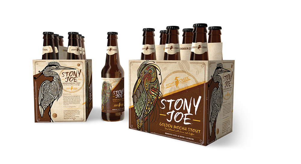 Stony Joe Release Party