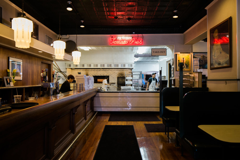 The Original Frank Pepe Pizzeria in New Haven