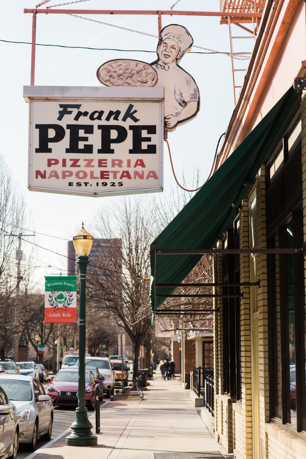 Frank Pepe Pizzeria In New Haven