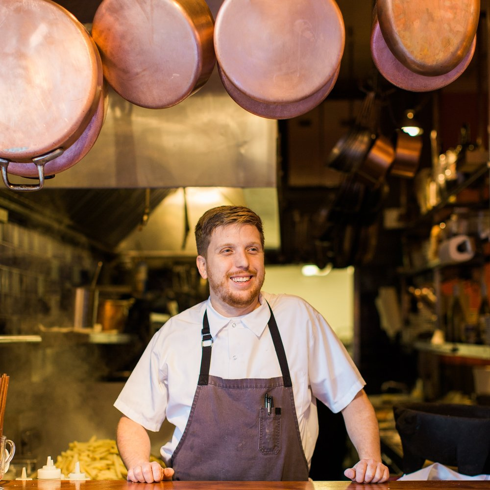 Matt Wick of Osa Restaurant