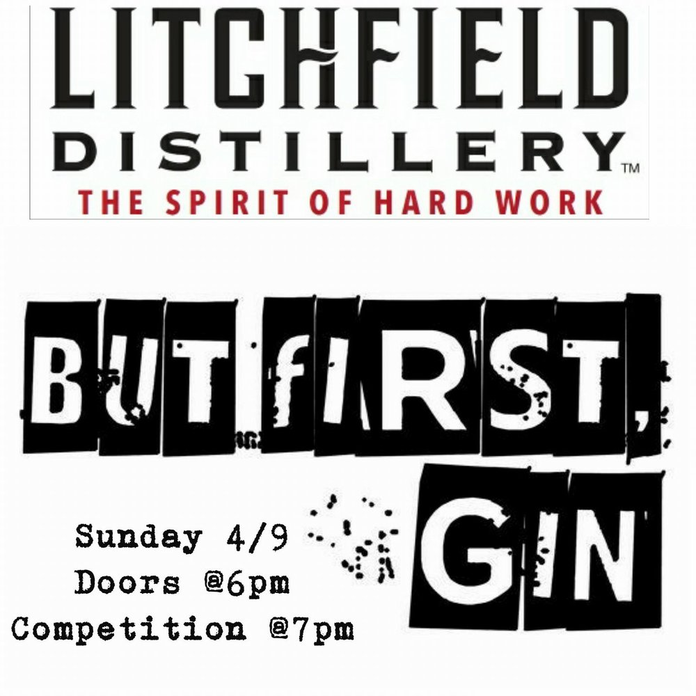 Ladies of Litchfield Gin All Female Bartending Competition
