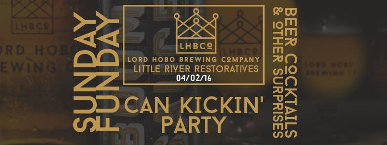 Lord Hobo Can Kickin Party At Little River Restorative