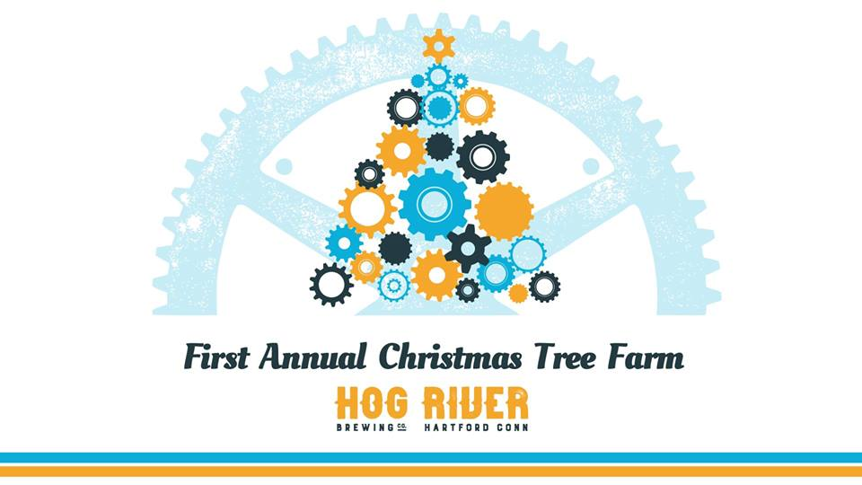 first annual christmas tree farm at hog river