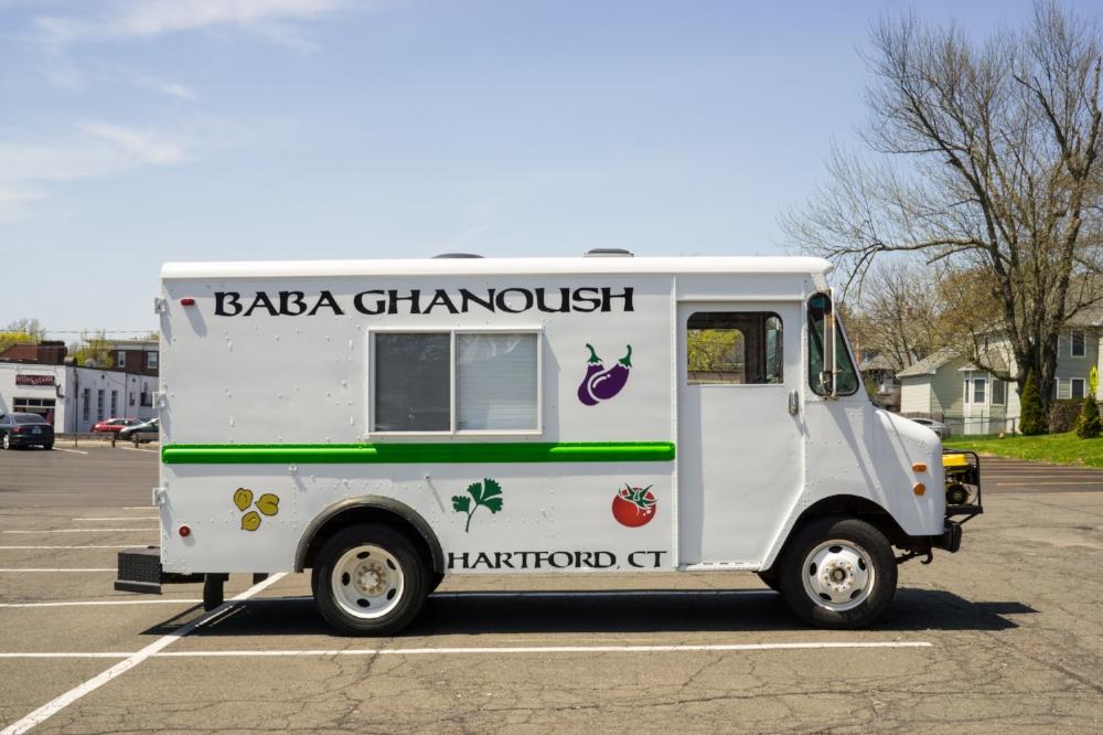 Tangiers Internation Market Food Truck Hartford