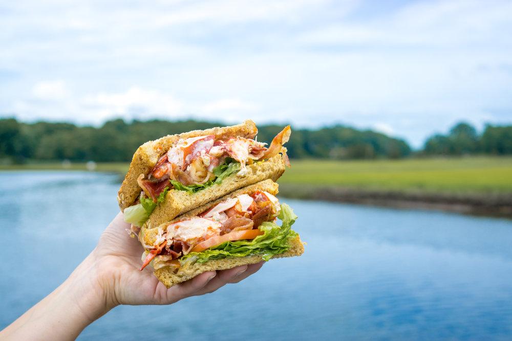 Bill's Seafood | Photo by Alycia Chrosniak