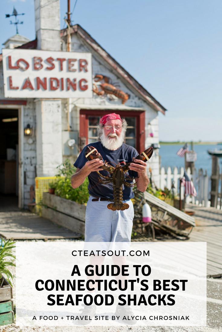 Connecticut Seafood Shacks