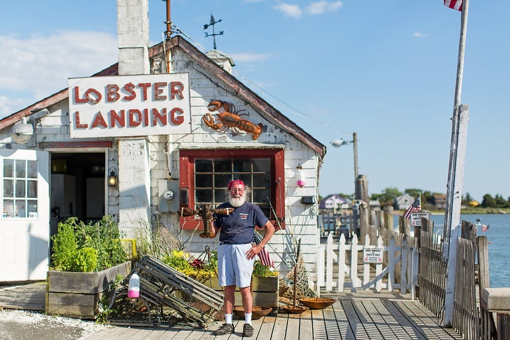 Connecticut Shoreline Seafood Shacks