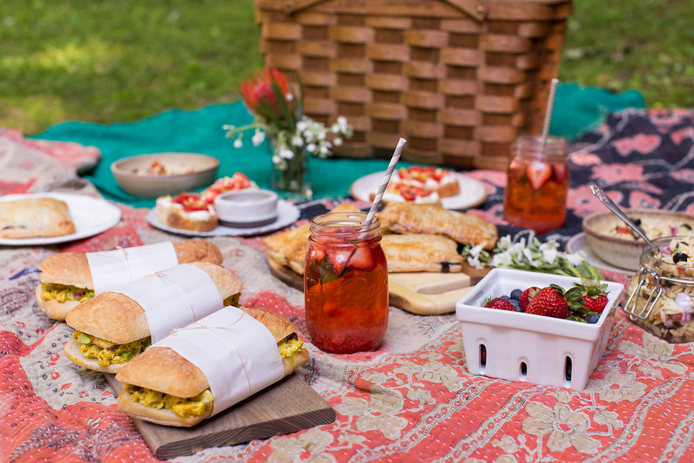The Perfect Summer Picnic Recipes