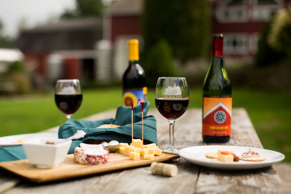 Hopkins Vineyard Litchfield County Travel Guide