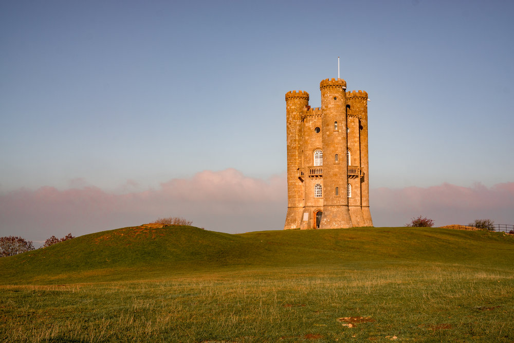 Broadway Tower Worcestershire The Cotswolds