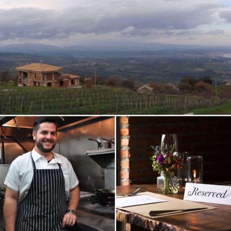 Tour of Italy at Firebox Restaurant