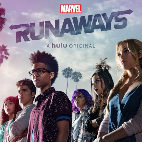 Marvel's Runaways - Every teenager thinks their parents are evil. What if you found out they actually were? Marvel's Runaways is the story of six diverse teenagers who can barely stand each other but who must unite against a common foe – their parents.Available on Hulu