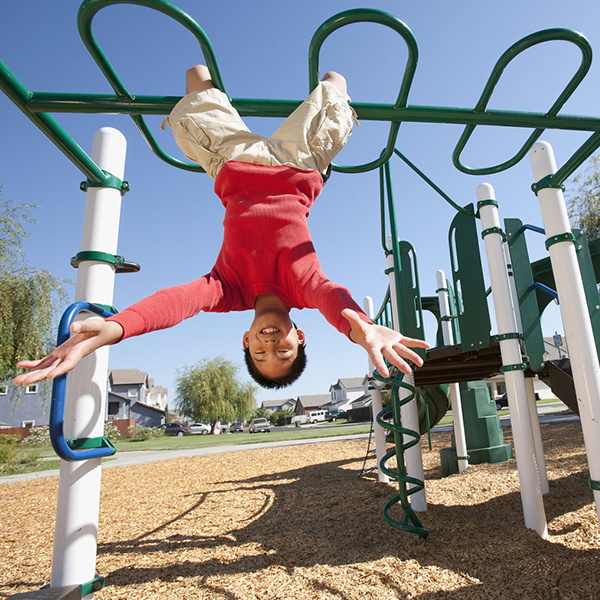 Is It Time To Bring Risk Back Into Our Kids' Playgrounds?