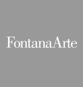 Fontana Arte Italian Modern Brand with designers such as Gio Ponti, Pietro Chiesa, Max Ingrand, Edwin Burger, Dube
