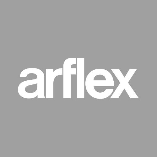 Arflex Italian Modern Brand worked with designers such as Marco Zanuso, Franco Albini, Joe Colombo