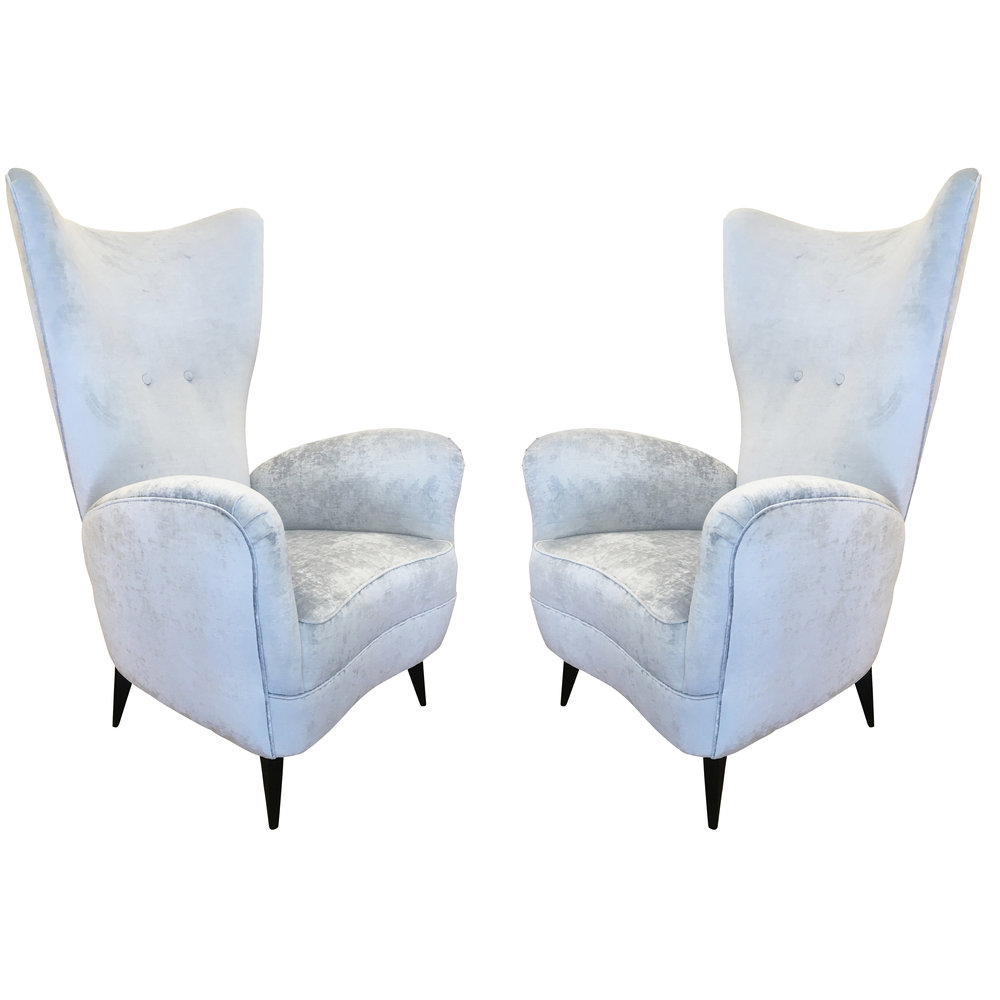 Exceptionnel Mid Century_Armchairs 6