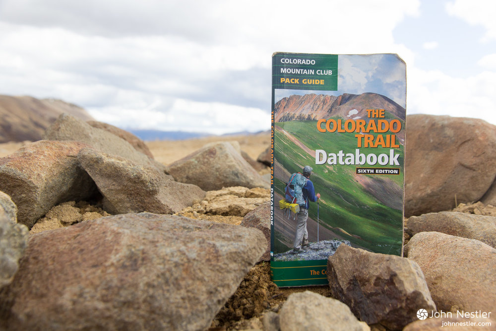 colorado trail databook guide