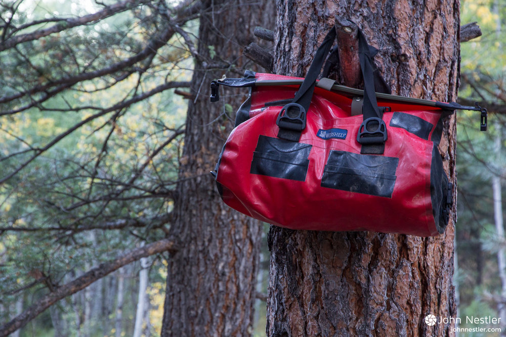 watershed chattooga drybag