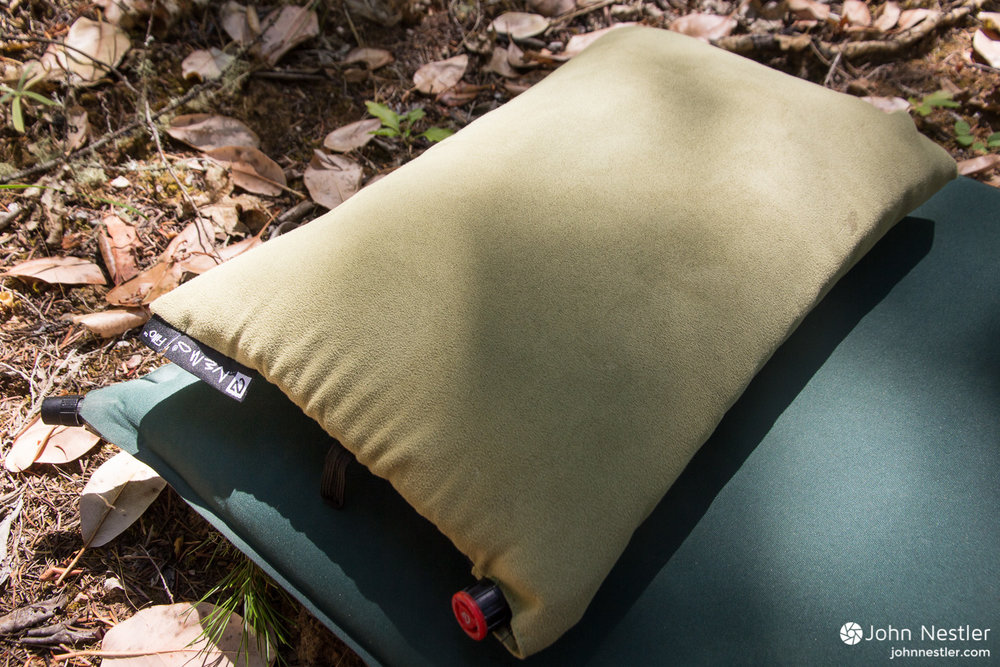 NEMO Fillo backpacking pillow