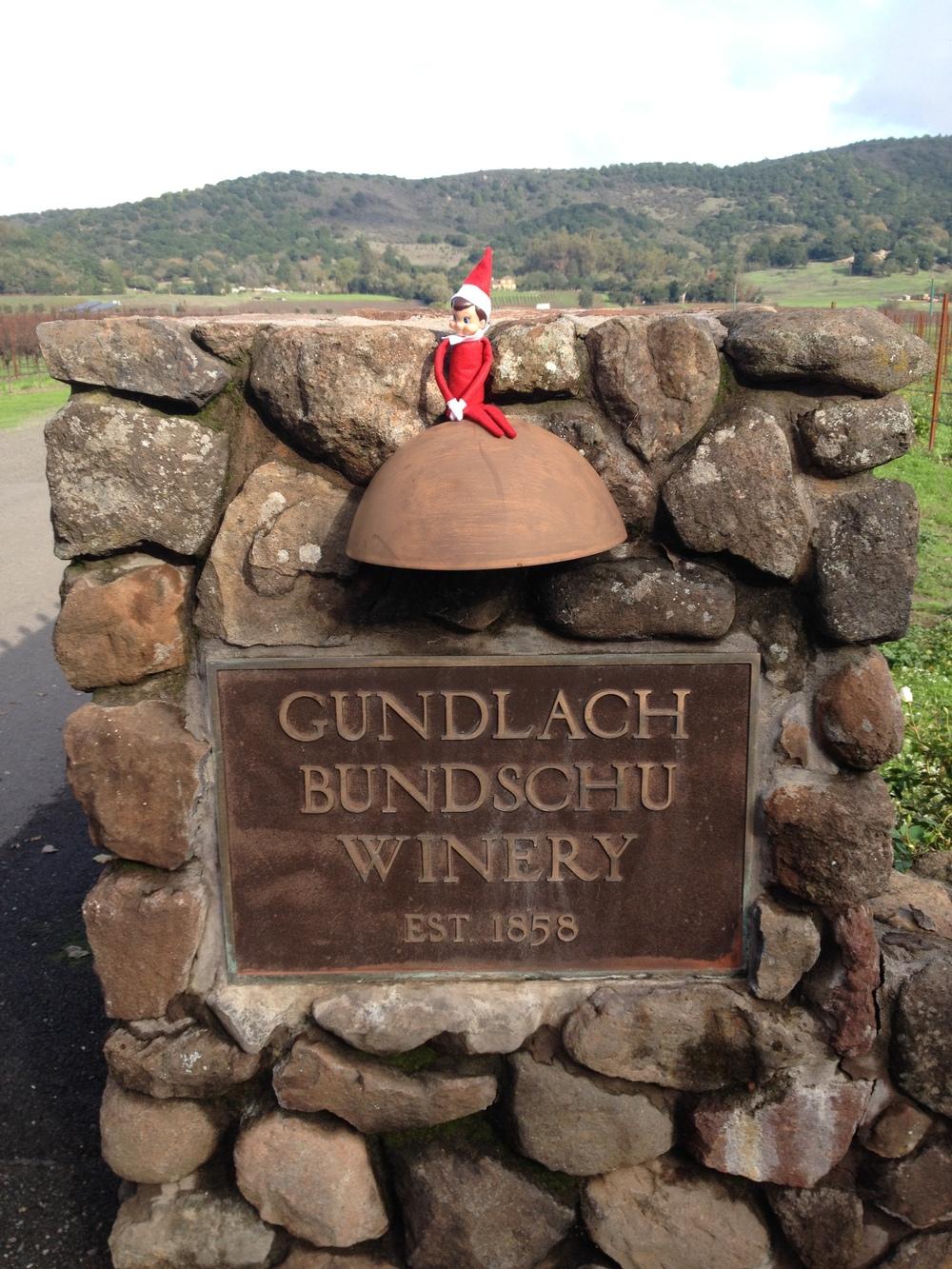 Gundlach Bundschu sign.JPG