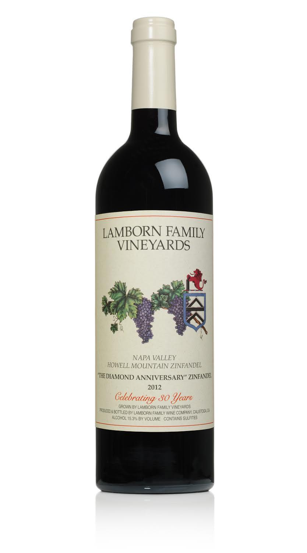 Lamborn Family - 2012 Howell Mtn Zinfandel | VAULT29