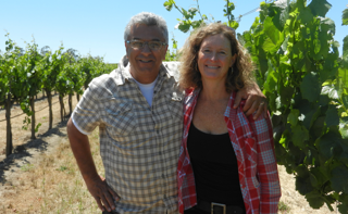 Uzi & Kathryn Cohen, Stomping Girl Wines