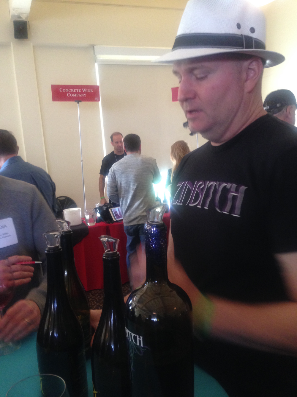 Christian Tetje, Owner & Winemaker at Cypher Wines