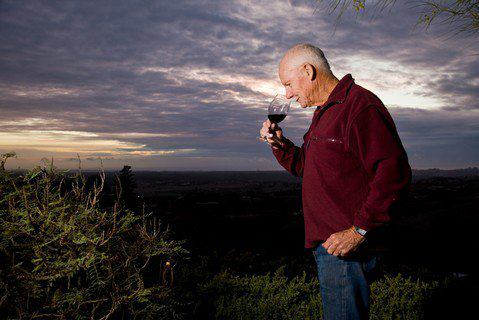 John Thunen, winemaker