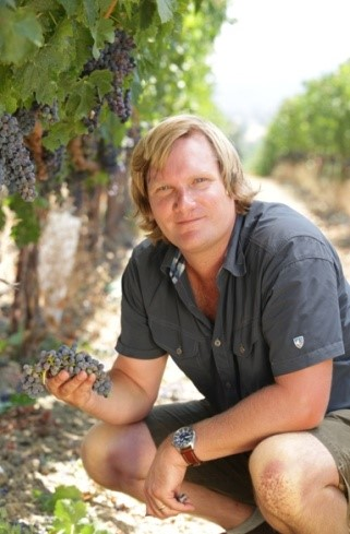 Rob Lloyd, Winemaker Vineyard {511}