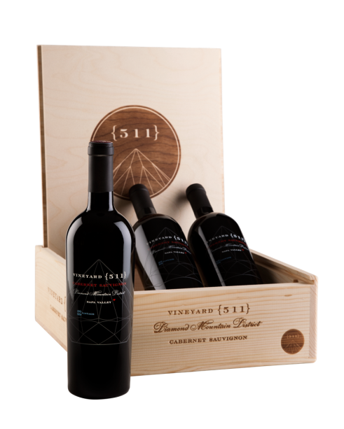 Vineyard {511} wine box | VAULT29