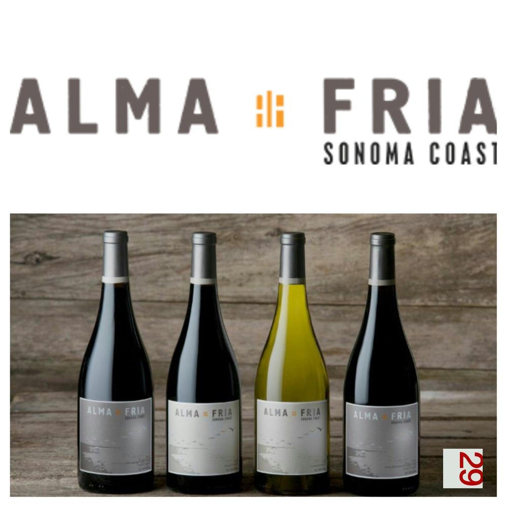 Alma Fria Wines | VAULT29