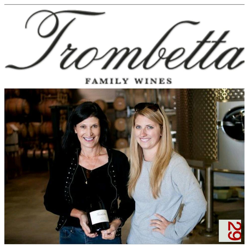 Trombetta Family WInes | VAULT29