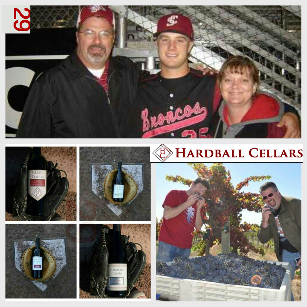 Hardball Cellars | VAULT29