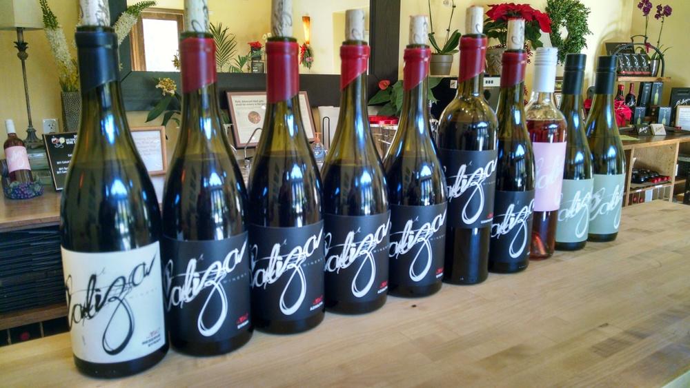 Caliza Wines | VAULT29