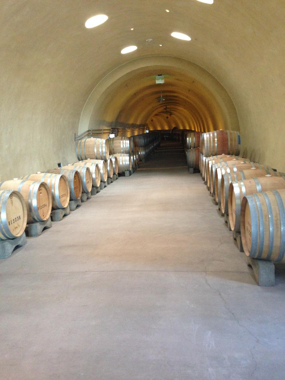 Presqu'ile Wine Caves | VAULT29